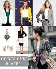 What to Wear for Work: Chic Office Fashion Ideas