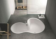 Baignoires tendance et design pour la salle de bains