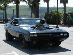 1971 Dodge Challenger '6LOJ417' 2