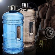 2.2L Large Capacity Water Bottles Fitness Training - http://ift.tt/2qQVF7h