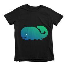 Whale Tee - Unisex Tee