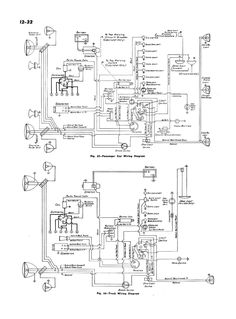 Wiring for 1950-51 Mercury Car