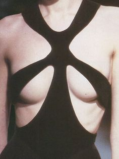 Thierry Mugler Haute Couture S/S 1998