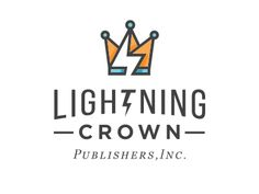 Lightning crown logo