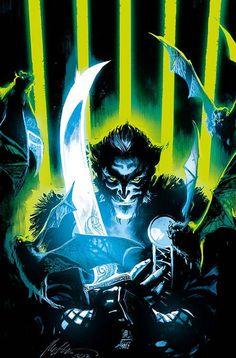 Ra´s al Ghul - Rafael Albuquerque Dc Universe Rebirth, Dc Rebirth, Dc Comics, Batman Comics, Batman The Dark Knight, Batman And Superman, Character Drawing, Comic Character, Rafael Albuquerque