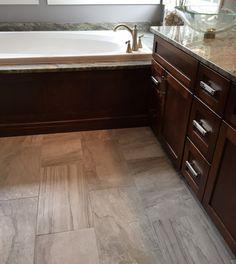 Ceramic tile - Ege Terra 12x24 Grey   #flooring