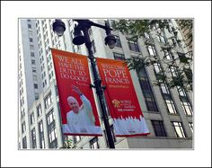 https://flic.kr/p/yZtK9q | World Meeting of Families 2015 Philadelphia USA | Downtown Philadelphia is already upside down as preparations continue for the arrival of Pope Francis this weekend.