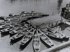Boats on the Moscow River, 1926, alexander rodchenko