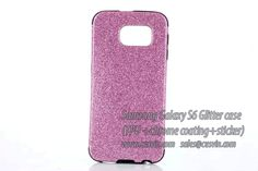 Glitter case for iPhone 6s, 6s+, 6, 6+, Galaxy note 5, 4 , S6  cusvin.com