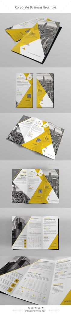 A4 Corporate Business Brochure Template PSD. Download here: http://graphicriver.net/item/a4-corporate-business-flyer-template-vol-10/14779666?ref=ksioks