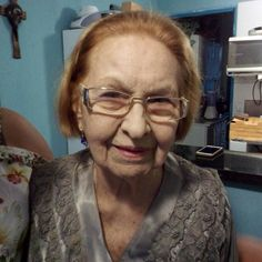 Essa sexta foi o aniversário de 90 anos da minha avó  minha Naninha uma das pessoas mais importantes da minha vida!   #familia #amor #tudopramim