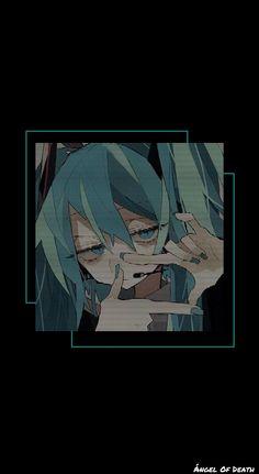 Gothic Wallpaper, Tumblr Wallpaper, Black Wallpaper, Cool Wallpaper, Iphone Wallpaper, Aesthetic Art, Aesthetic Anime, Simple Anime, Gothic Anime