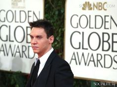 Jonathan Rhys Meyers  Golden Globes Awards Red Carpet Photos 9