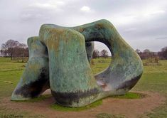 henry moore organic sculpture - Google Search