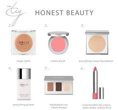 Beauty by Daniel: Honest Beauty