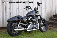 2008 Nightster Harley Davidson