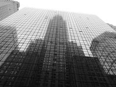 Budynek Chryslera w odbiciu (2013)