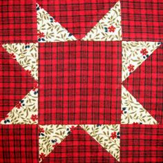 Evening Star - from The Farmers Wife Quilt