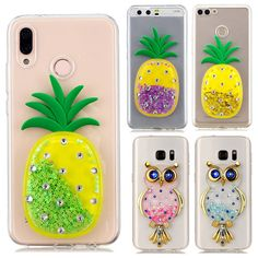 Rhinestone Cases Cellphones & Telecommunications Shop For Cheap For Huawei Honor 5c 5a Y6 Ii Maimang 5 Nova Plus Phone Case Dynamic Liquid Glitter Sand Soft Tpu Silicone Cover