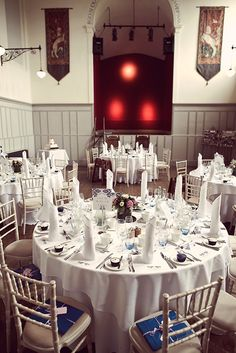 Stanbrook Abbey wedding venue in Worcestershire #dining #weddings