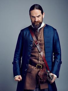 Murtagh Fitzgibbons Fraser Outlander season 2