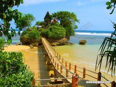 Balekambang Beach @Malang - East Java, Indonesia