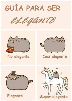¿Qué tan elegante eres tú?