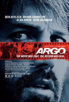 Argo. Sorprendente Ben Affleck