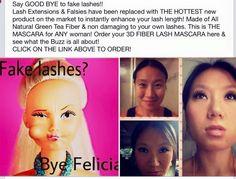 £23.00 3d fibre lash mascara www.youniqueproducts.com/ellieholmes