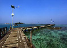 Bersenggama dengan Pulau Tercantik dan Terindah serta yang Eksotik dan Romantis dari Kepulauan Seribu #liburan#weekend#holiday#adventure#romantis#tempatwisata#peosnaindonesia