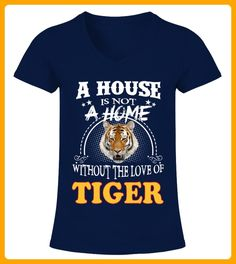 A Home Without Love Tiger - Tiger shirts (*Partner-Link)