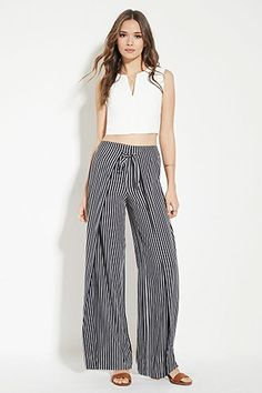 Contemporary Stripe Pants