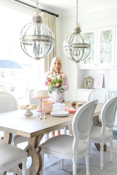 View entire slideshow: White on White Rooms on http://www.stylemepretty.com/collection/2121/