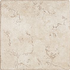 *the color is lighter in person*  Del Conca 12-in x 12-in Rialto White Thru Body Porcelain Floor Tile