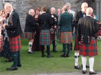 Clan Menzies :: Society :: AGM & Events :: Programme