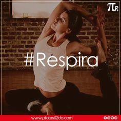 La respiración es primordial en #PilatesReformer, se logra una mayor capacidad pulmonar y mejor circulación sanguínea #PilatesStuidioReformer #CuidaTuCuerpo