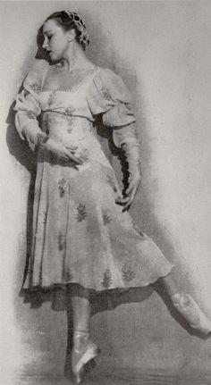 Galina Ulanova as Juliet | by franceseattle