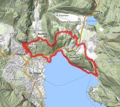 Bärlauch holen...zu Fuß nach Winkl - BERGFEX - Wanderung - Tour Salzburger Land Map, Wedding Cross, Trench, Tours, Hiking, Location Map, Maps