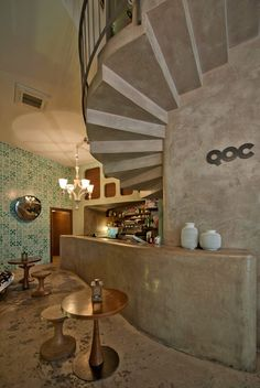 QOC outfit restaurant bar in Agrigento, Italy { Address: Via Cesare Battisti, 8 }