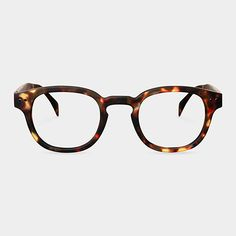 See Concept Reading Glasses - Tortoiseshell Quentin Couturier, Xavier Aguera, and Charles Brun, 2013