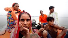Rescue workers scramble to provide aid to millions of people stranded by worst monsoon floods in South Asia for years.