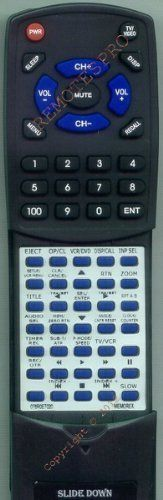 MEMOREX Replacement Remote Control for 076R0ET020, MVD4540C, 076R0ET020, VRDVD4001 by Redi-Remote. $41.20. This is a custom built replacement remote made by Redi Remote for the MEMOREX remote control number 076R0ET020. *This is NOT an original  remote control. It is a custom replacement remote made by Redi-Remote*  This remote control is specifically designed to be compatible with the following models of MEMOREX units:   076R0ET020, MVD4540C, 076R0ET020, VRDVD4001, VRDVD4...