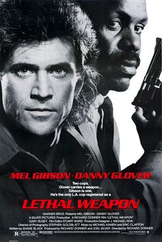 Lethal Weapon : 1987...Great movie. Perfect blend of humor and action.