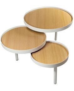 Disfruta de tu #terraza con toques ´70s con nuestras mesa auxiliar. #DecoIdeas #Furniture #Muebles