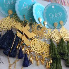 b9fdc0d2a2ab Tienda Online de Accesorios para mujer www.dulceencanto.com  accesorios   bisuteria  moda  Aretes  bisuteriaonline  bisuteriasonline  bisuterias   bisuteria ...