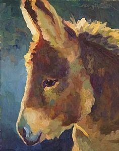 """""""Fuzzy"""" by Sarah J. Webber Fine Art  ~ 20"""" x 16"""""""