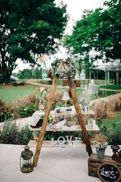 O casamento dos sonhos: Paula + Thiago