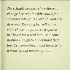 commitment and honesty is a priority not an option