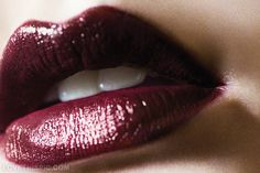 Dark red lips lips pretty lipstick shiny red lips glossy lip pictures lipstick pictures