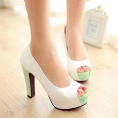 64.66$  Buy now - http://aligpi.worldwells.pw/go.php?t=32731684356 - 2015 new spring autumn fashion ladies women shoes woman platform pumps sexy high heels party open toe sandals